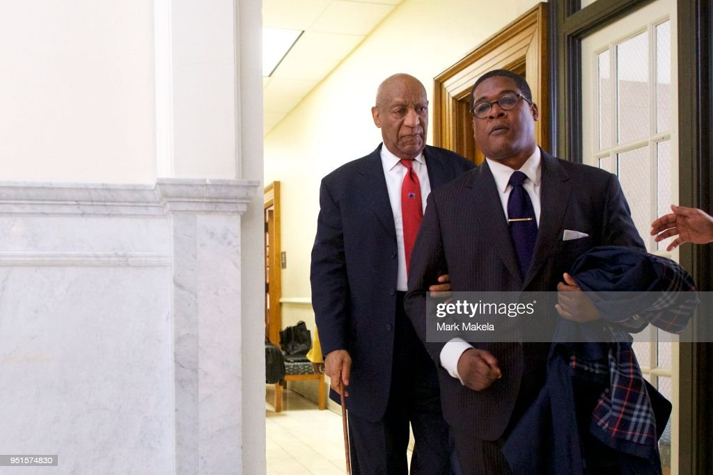 Jury Finds Bill Cosby Guilty In Retrial : News Photo