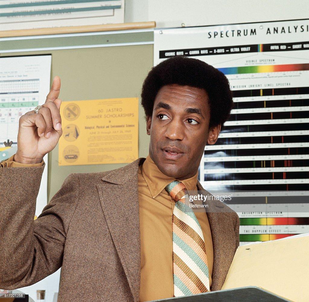 Bill Cosby in Bill Cosby Show : News Photo