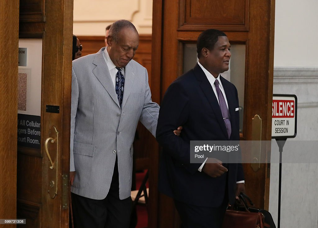 BIll Cosby in Court Over Sexual-Assault Case : News Photo