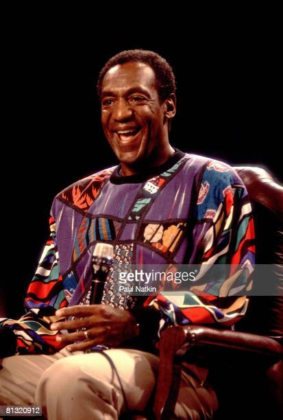 Bill Cosby on 9/19/86 in ChicagoIl