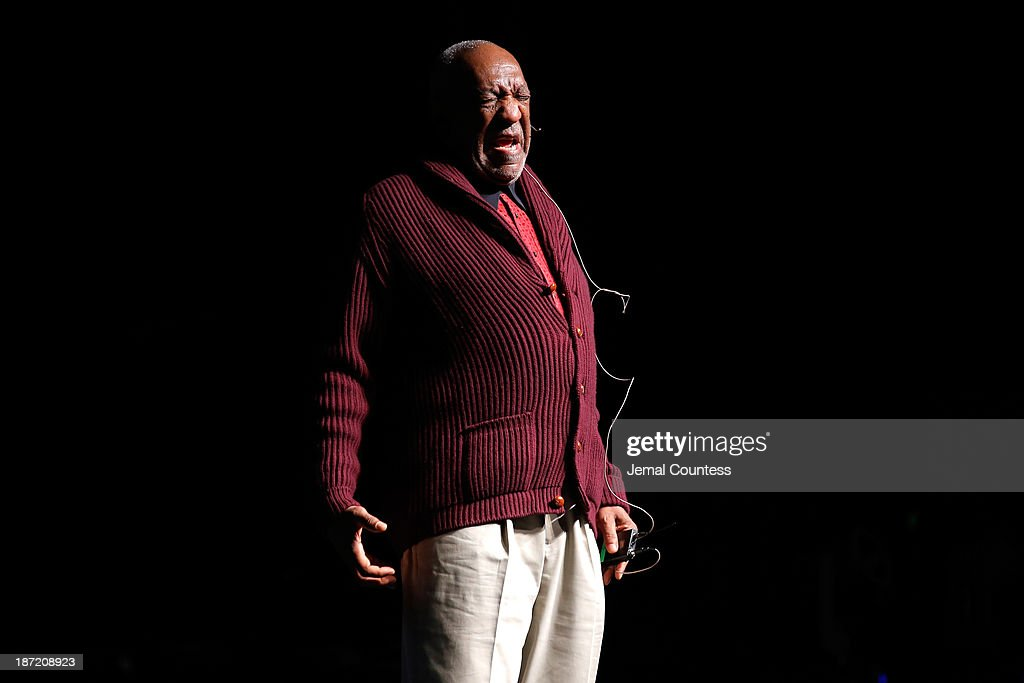 Bill Cosby performs at the 7th annual 'Stand Up For Heroes' event at Madison Square Garden on November 6, 2013 in New York City.