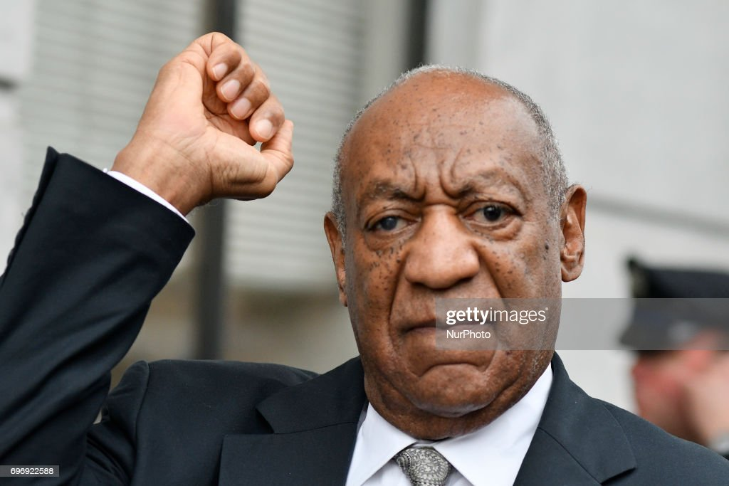 Mistrial declared in Cosby Sexual Assault Trial : News Photo