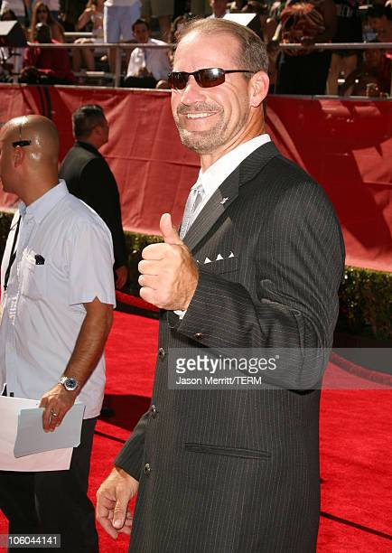 Bill Cowher during 2006 ESPY Awards Arrivals at Kodak Theatre in Hollywood CA United States