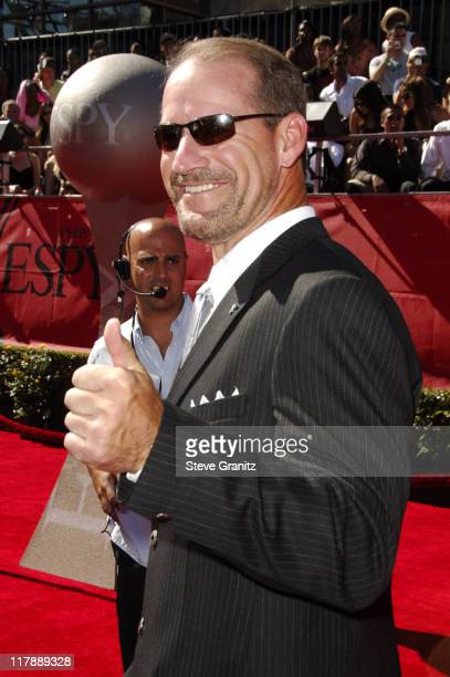 Bill Cowher during 2006 ESPY Awards Arrivals at Kodak Theatre in Los Angeles California United States