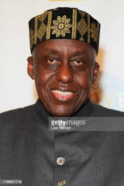 Bill Duke attends 28th Annual NAACP Theatre Awards at Millennium Biltmore Hotel on June 17, 2019 in Los Angeles, California.