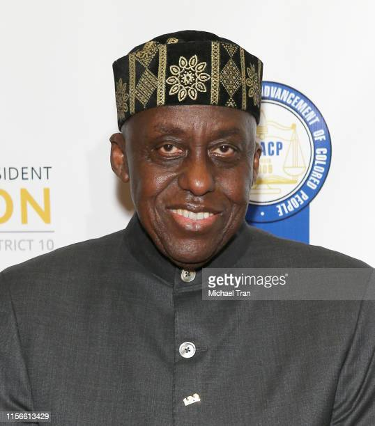 Bill Duke attends the 28th Annual NAACP Theatre Awards held at Millennium Biltmore Hotel on June 17, 2019 in Los Angeles, California.
