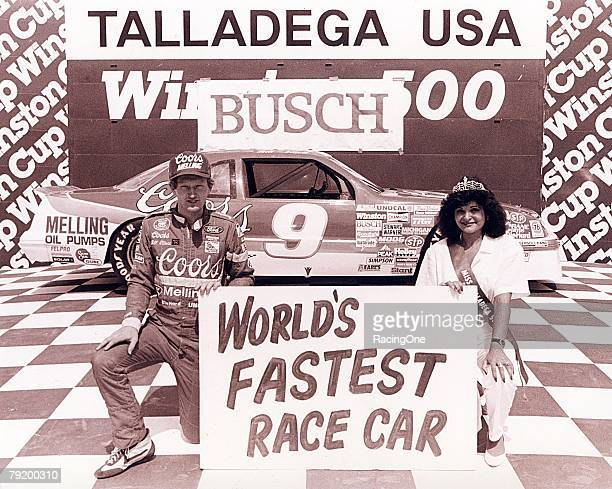 Bill Elliott set the fastest lap in NASCAR history running 212809 mph at Talladega Superspeedway on April 30 1987 in Talladega Alabama At Daytona the...