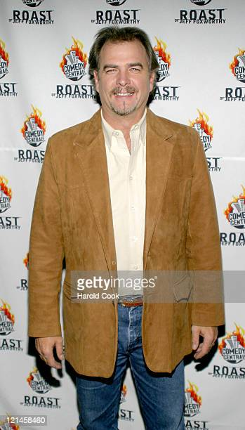 Bill Engvall during Comedy Central To Roast Jeff Foxworthy at The Hammerstein Ballroom in New York, New York, United States.