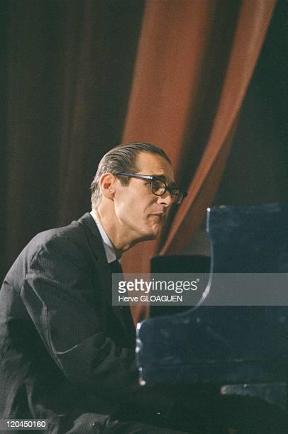 Bill Evans Bill Evans the american Jazz pianist