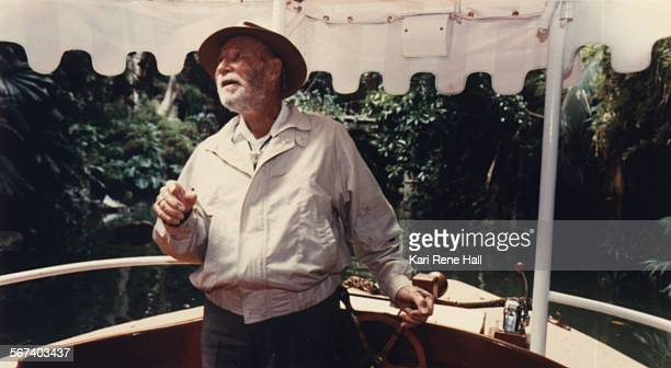 Bill Evans designed Disneyland's jungle He retired as director of landscape design at Walt Disney Imagineering in 1975 but has worked as a consultant...