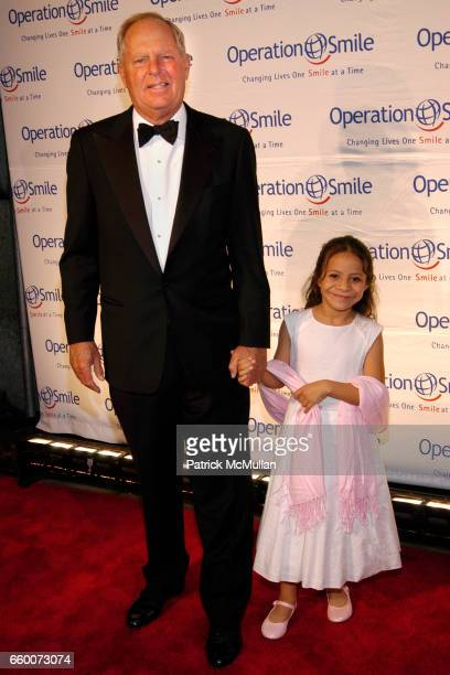 Bill Finneran and guest attend OPERATION SMILE Presents THE 2009 OPERATION SMILE EVENT at Cipriani on May 7 2009 in New York City