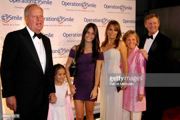 Bill Finneran guest guest guest Kathy Magee and Dr Bill Magee attend OPERATION SMILE Presents THE 2009 OPERATION SMILE EVENT at Cipriani on May 7...