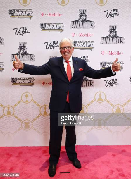 Bill Foley attends the 2017 NHL Awards at TMobile Arena on June 21 2017 in Las Vegas Nevada