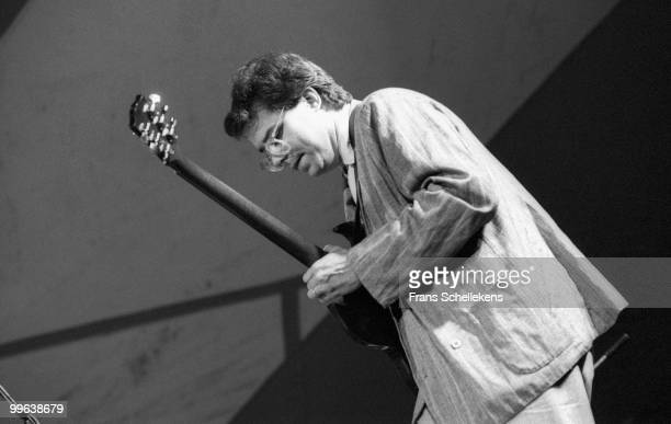 Bill Frisell performs live on stage at the North Sea Jazz Festival in The Hague, Netherlands on July 13 1985