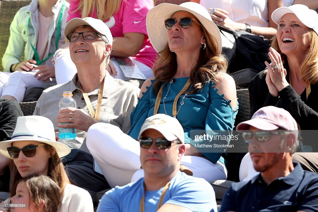 BNP Paribas Open - Day 12 : News Photo