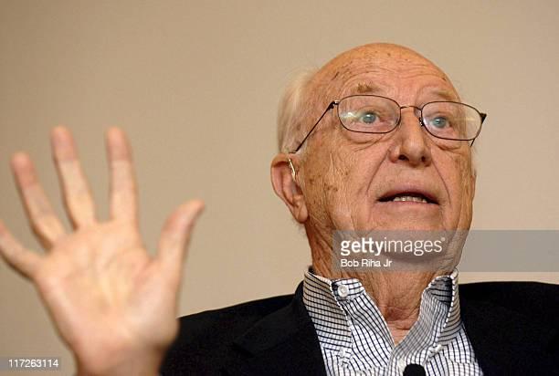 Bill Gates Sr. During Bill Gates Sr. At the Childrens Hospital in Indian Wells, California at Childrens Hospital in Indian Wells, California, United...