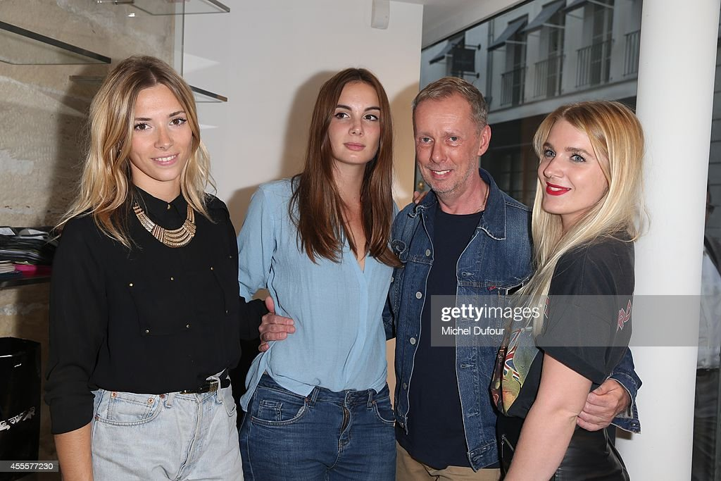 'Vogue Fashion Night Out 2014' In Paris