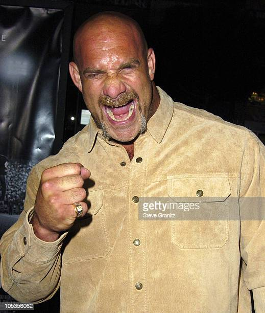 """Bill Goldberg during """"Friday Night Lights"""" Los Angeles Premiere - Arrivals at Grauman's Chinese Theatre in Hollywood, California, United States."""