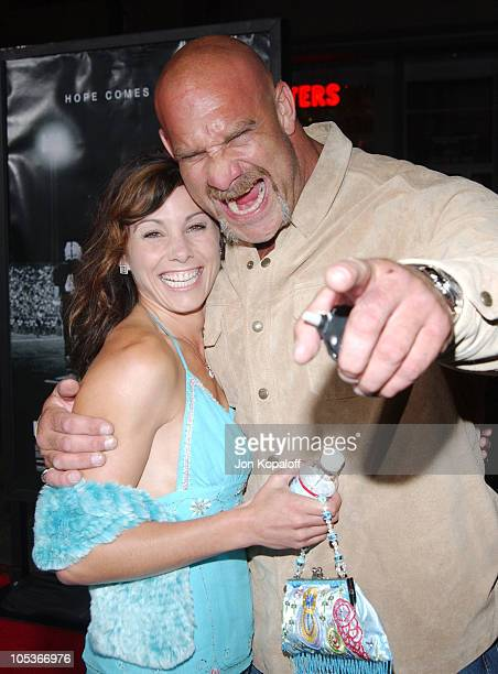 """Bill Goldberg during """"Friday Night Lights"""" - World Premiere at Grauman's Chinese Theatre in Hollywood, California, United States."""