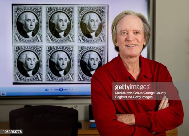 Bill Gross portfolio manager at Janus Henderson Investors is selling his American stamp collection in a series of auctions The 1847 Washington 10¢...