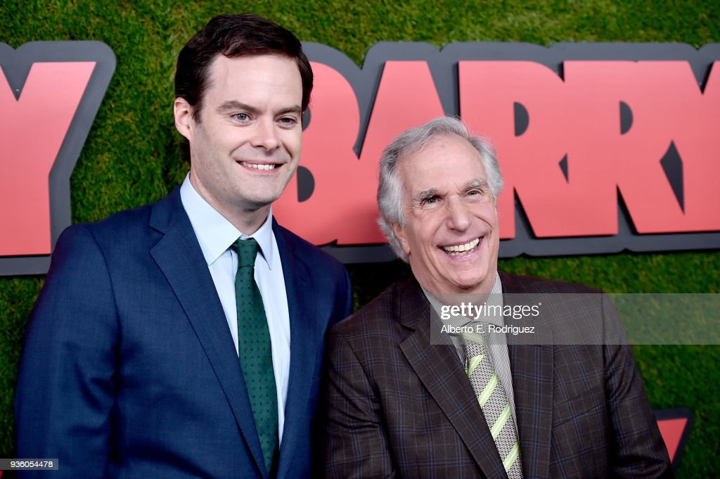 "Premiere Of HBO's ""Barry"" - Arrivals : News Photo"