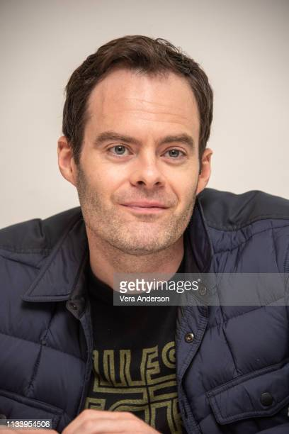 Bill Hader at the Barry Press Conference at the Four Seasons Hotel on March 05 2019 in Beverly Hills California