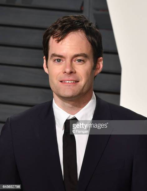 Bill Hader at Wallis Annenberg Center for the Performing Arts on February 26 2017 in Beverly Hills California