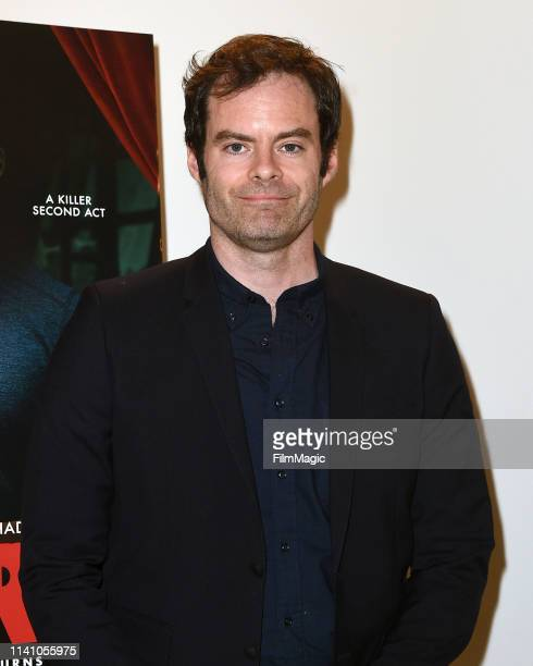 Bill Hader attends Barry FYC on May 3 2019 in Los Angeles California
