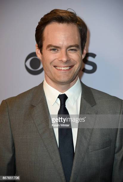 Bill Hader attends CBS' The Carol Burnett Show 50th Anniversary Special at CBS Televison City on October 4 2017 in Los Angeles California