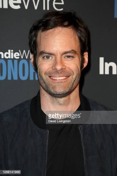 Bill Hader attends IndieWire Honors 2018 at No Name on November 1 2018 in Los Angeles California