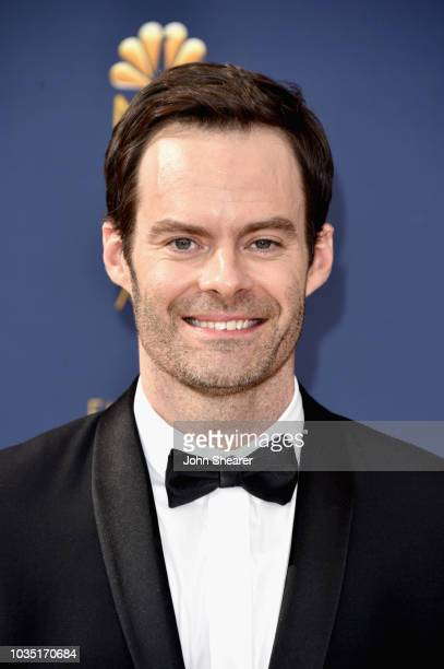 Bill Hader attends the 70th Emmy Awards at Microsoft Theater on September 17 2018 in Los Angeles California