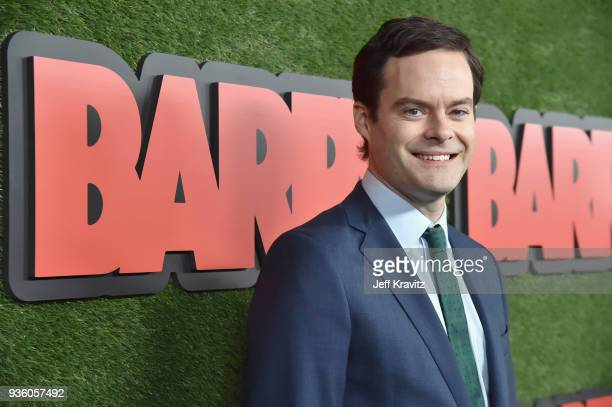 Bill Hader attends the premiere of HBO's 'Barry' at NeueHouse Los Angeles on March 21 2018 in Hollywood California