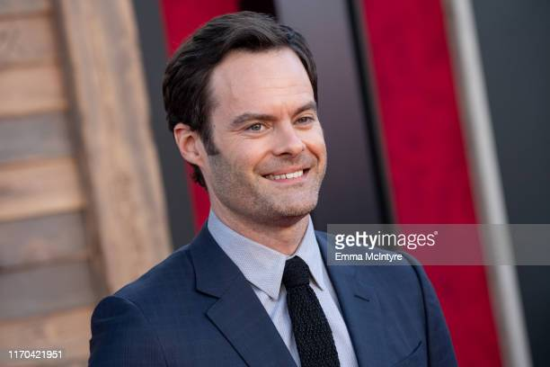 Bill Hader attends the premiere of Warner Bros Pictures It Chapter Two at Regency Village Theatre on August 26 2019 in Westwood California