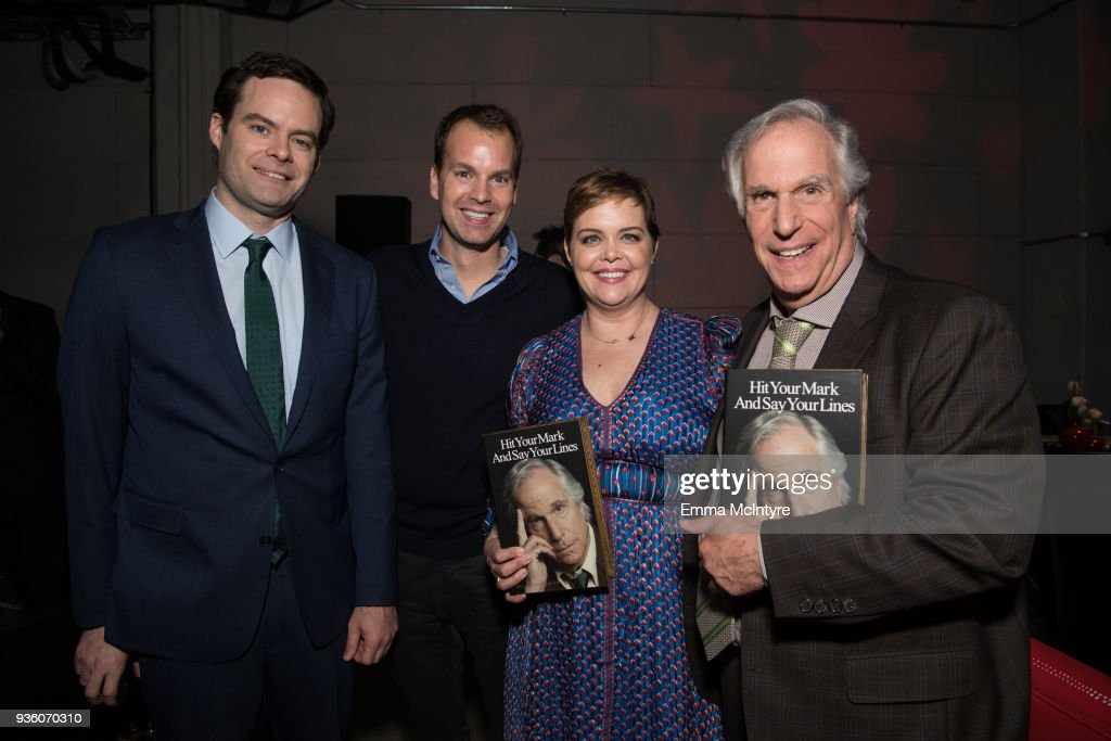 "Premiere Of HBO's ""Barry"" - After Party : News Photo"