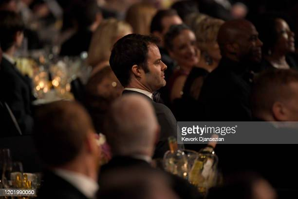 Bill Hader is seen during the 72nd Annual Directors Guild Of America Awards at The Ritz Carlton on January 25 2020 in Los Angeles California