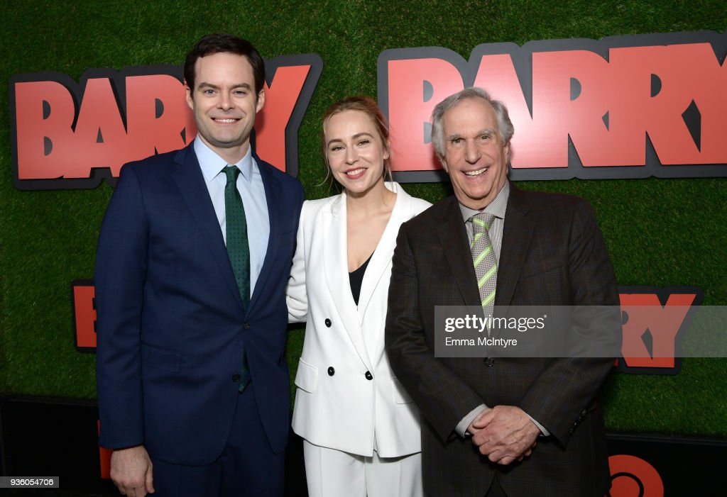 "Premiere Of HBO's ""Barry"" - Red Carpet"