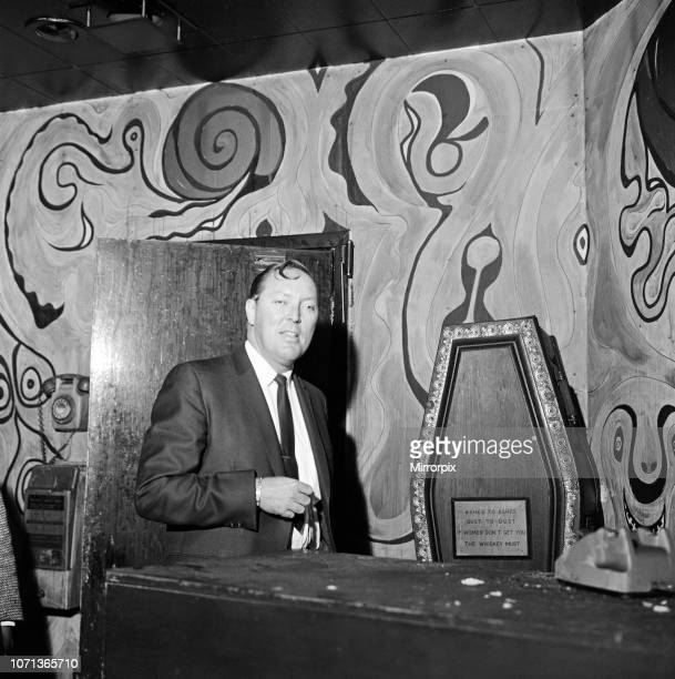 Bill Haley is in town again he was supposed to appear at the Speakeasy in Margaret Street but unfortunately the place has burnt down and Bill will be...