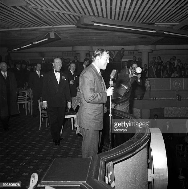 Bill Haley on stage at Hammersmith J881/62