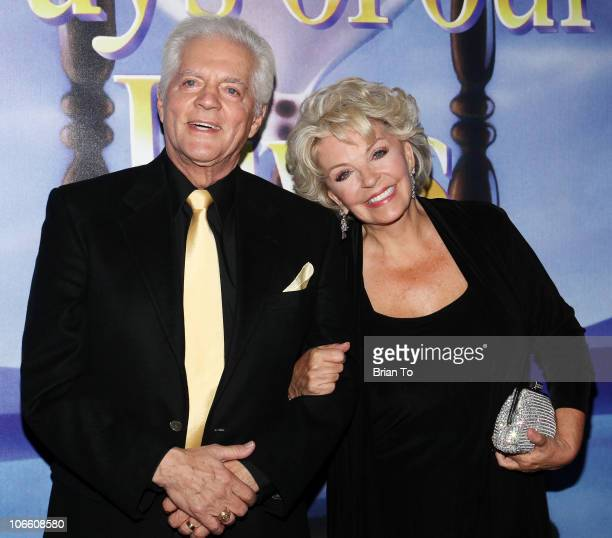 "Bill Hayes and Susan Seaforth Hayes attend ""Days Of Our Lives"" 45th anniversary party at House of Blues Sunset Strip on November 6, 2010 in West..."
