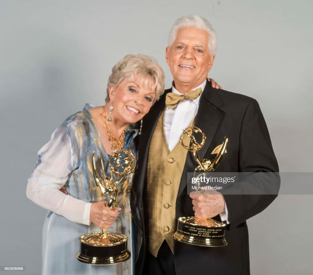 45th Daytime Emmy Awards - Portraits by The Artists Project Sponsored by the Visual Snow Initiative : News Photo