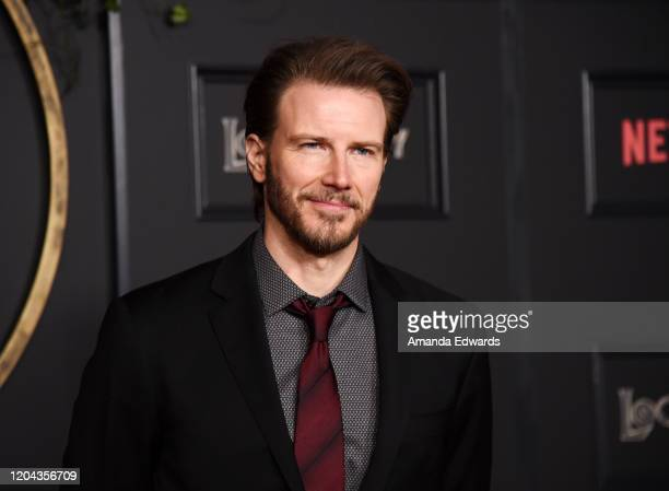 Bill Heck attends Netflix's Locke Key Series Premiere Photo Call at the Egyptian Theatre on February 05 2020 in Hollywood California