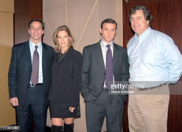 Bill Hemmer, Serena Altschul, Dan Abrams and Tom Bernard