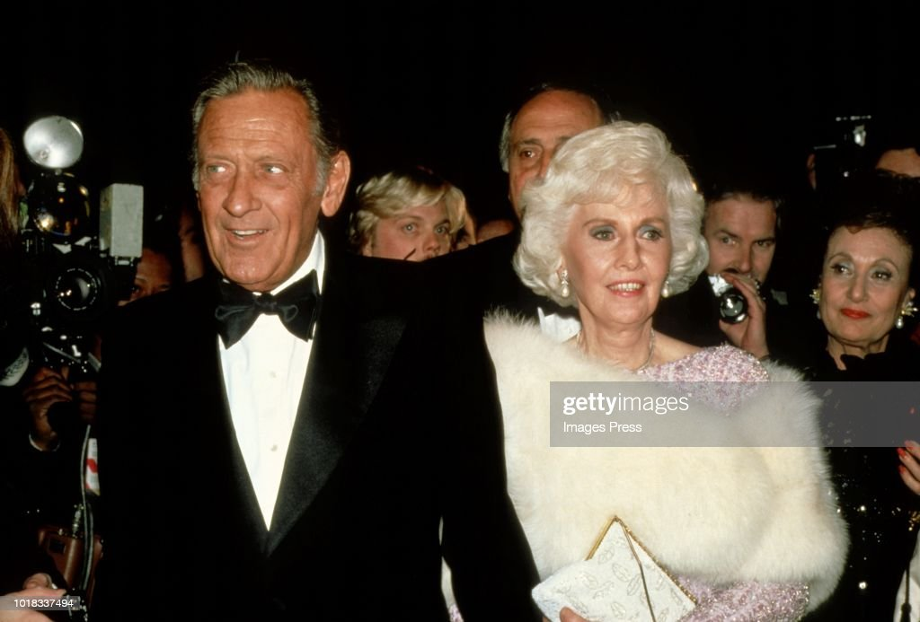 Bill holden and barbara stanwyck pictures getty images bill holden and barbara stanwyck circa 1981 in new york publicscrutiny Gallery