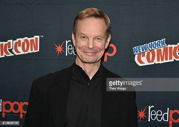 Bill Irwin attends the FX Network's Legion Press Room during 2016 New York Comic Con at The Javits Center on October 9 2016 in New York City