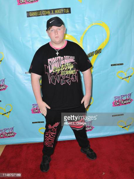 Bill Jensen attends the Release Party For Dani Cohn And Mikey Tua's Song Somebody Like You held at The Industry Loft on June 8 2019 in Los Angeles...