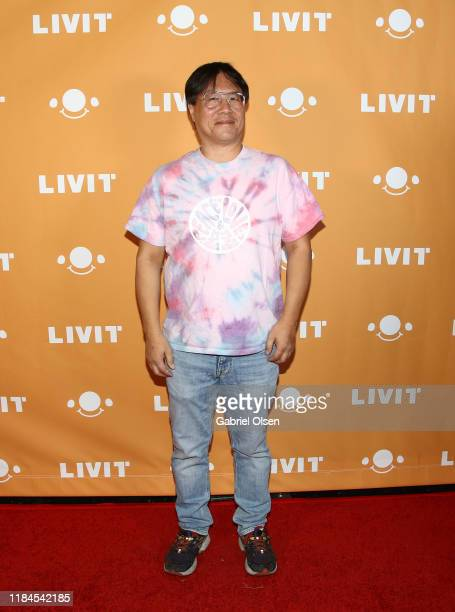 Bill Kaneko attends Trip 'R' Treat with LIVIT LA's Largest Live Streaming Competition on October 30 2019 in Hollywood California