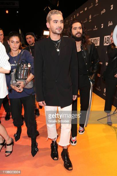 Bill Kaulitz during the 3rd ABOUT YOU Awards at Bavaria Studios on April 18 2019 in Munich Germany