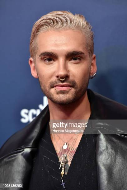 Bill Kaulitz during the Made For More Award at Ziegelei 101 on February 2 2019 in Munich Germany
