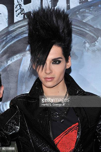 Bill Kaulitz of Tokio Hotel promotes Humanoid at Best Buy on October 20 2009 in New York City