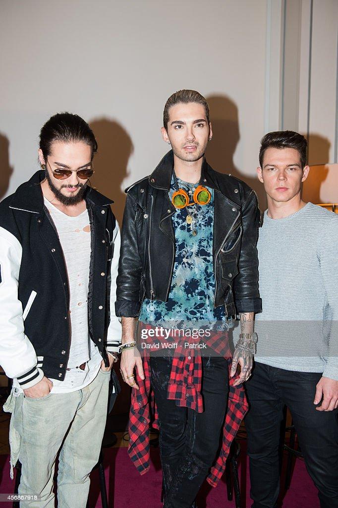 Tokio Hotel Performs At Hotel De Sers : Fotografía de noticias
